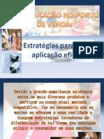 COMUNICAÇÃO NO PONTO DE VENDA