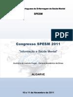 Divulgação Congresso SPESM 2011 pdf