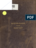 Elderhorst-A Manual of Blowpipe Analysis and Determinative Mineralogy 1866