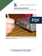 Guia Rapida de Instalacion DI-524 Ver 1.0