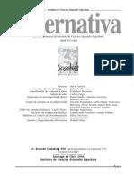 Revista Alternativa, num. 23