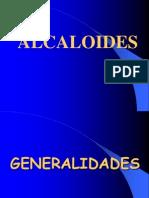 12.- Alcaloides