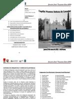 Programa Sacro 2012 Coros Municipales de Guatemala