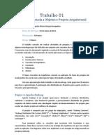 20120513_arquitetura e Padroes de Projeto_trabalho01