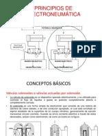 PRINCIPIOS DE  ELECTRONEUMÁTICA