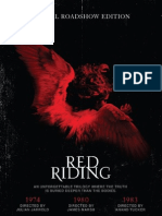 Red Riding Program Book