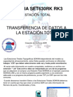 Transfer en CIA de Datos a La Estaci%d3n Total