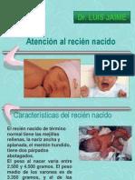 Atención al recién nacido