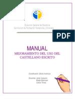 Manual Muce