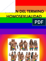 Origen Del Termino Homosexual Id Ad