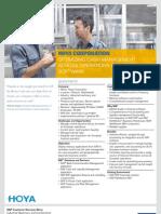 Hoya Optimizing Cash Management SAP