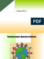 Los Valores Morales