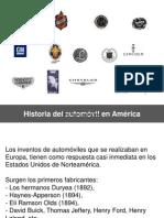 Historia del automóvil en América