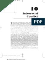 Interracial Conflict