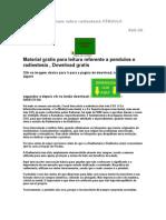 Gratis aprenda mais sobre radiestesia PÊNDULO download