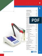 HANNA General Catalog v28 Chapter3 pH