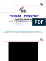 The Media - Friend or Foe