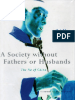Cai Hua - A Society Without Fathers or Husbands