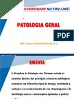 Aula 1 - Introdução à Patologia