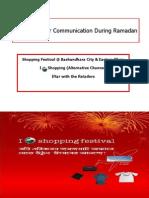 BTL Ramadan Activities