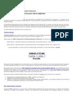Identificadores Persistentes Para Obras Digitales PDF