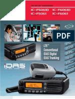 IC F5061 F6061 Series Brochure