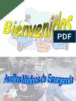 Auxilios Médicos de Emergencia AMEN 1