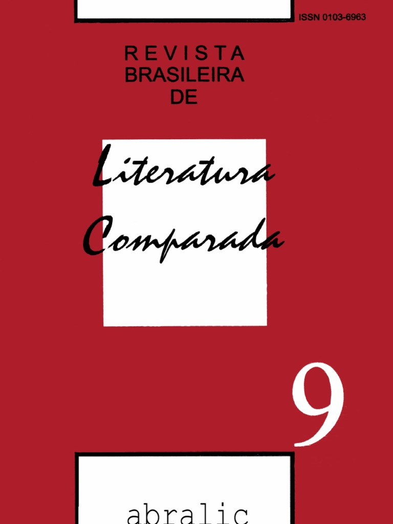Revista brasileira de literatura comparada 09 fandeluxe Images