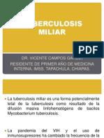 Tuberculosis Miliar