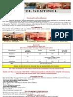 Hotel Sentinel - For PDF