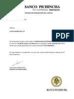 CERTIFICADO DE INTEGRACIÓN DEL CAPITAL
