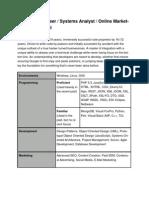 Resume Draft Copy