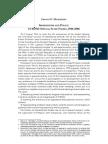 FYROM Irredentism and Pοlicy