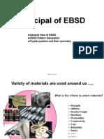 1 EBSD Principle