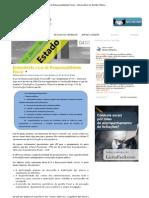 Entendendo a Lei de Responsabilidade Fiscal « Observatório da Gestão Pública