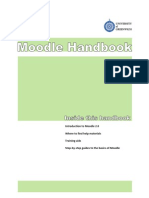Moodle Handbook