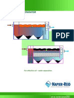 API - Oil Water Separator - Brochure