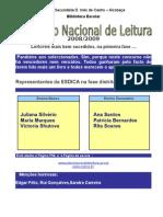 CNL 2008-09 Seleccionados da Fase I