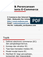 01 Konsep an Model Bisnis e Commerce