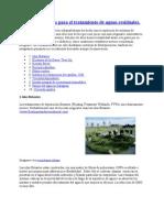 10 Ideas Origin Ales Para El Tratamiento de Aguas Residuales
