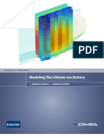 White Paper Modeling the Lithium-ion Battery