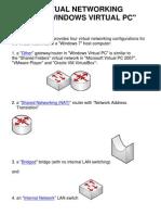Virtual Networks in WinVirtualPC