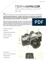 Praktica MTL 3 Manual
