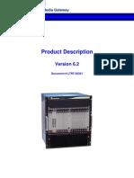 LTRT-92321 Mediant 8000 Product Description v6.2