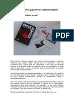 BLACK STORIES+propuesta Didáctica