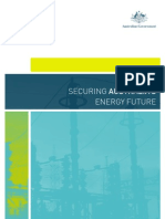 CthEnergyWhitePaper-Securing Australias Energy Future