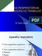 DOENÇAS RESPIRATÓRIAS RELACIONADAS AO TRABALHO