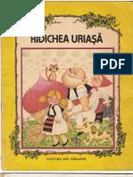 Ridichea Uriasa (Ilustratii de Done Stan)
