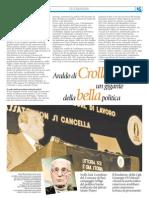 Araldo di Crollalanza, un gigante della bella politica
