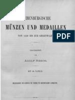 Siebenbürgische Münzen und Medaillen von 1538 bis zur Gegenwart / beschr. von Adolf Resch